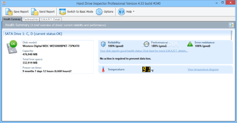 Download Hard Drive Inspector Professional 4.35 Build 243