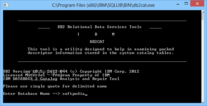 Download IBM DB2 ExpressC 105400191