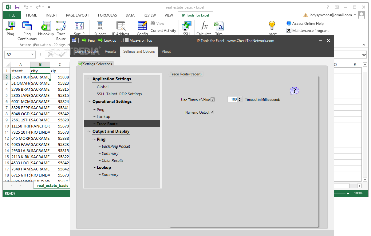 Download IP Tools for Excel 3.6.2