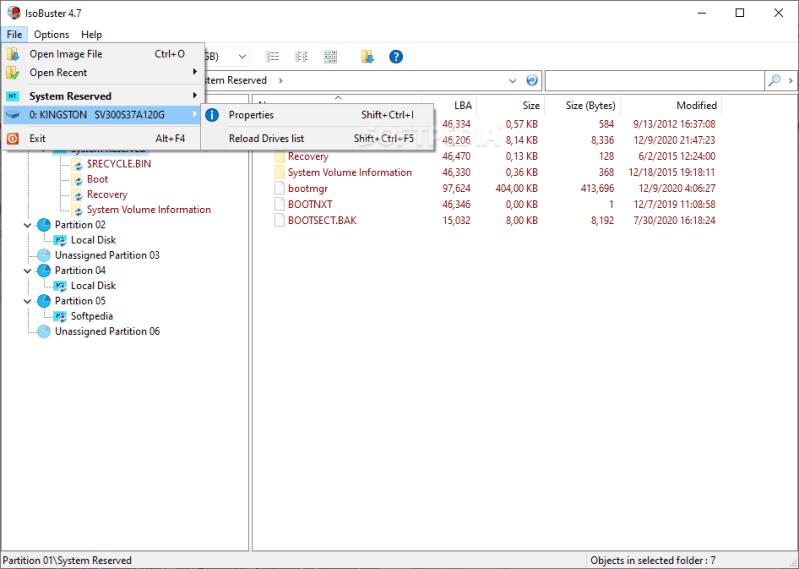IsoBuster Pro 4.5 Free