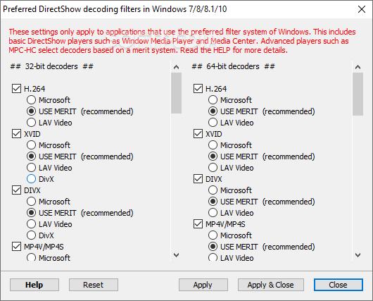 Download K-Lite Codec Pack Basic 16.0.5 / 16.0.8 Beta