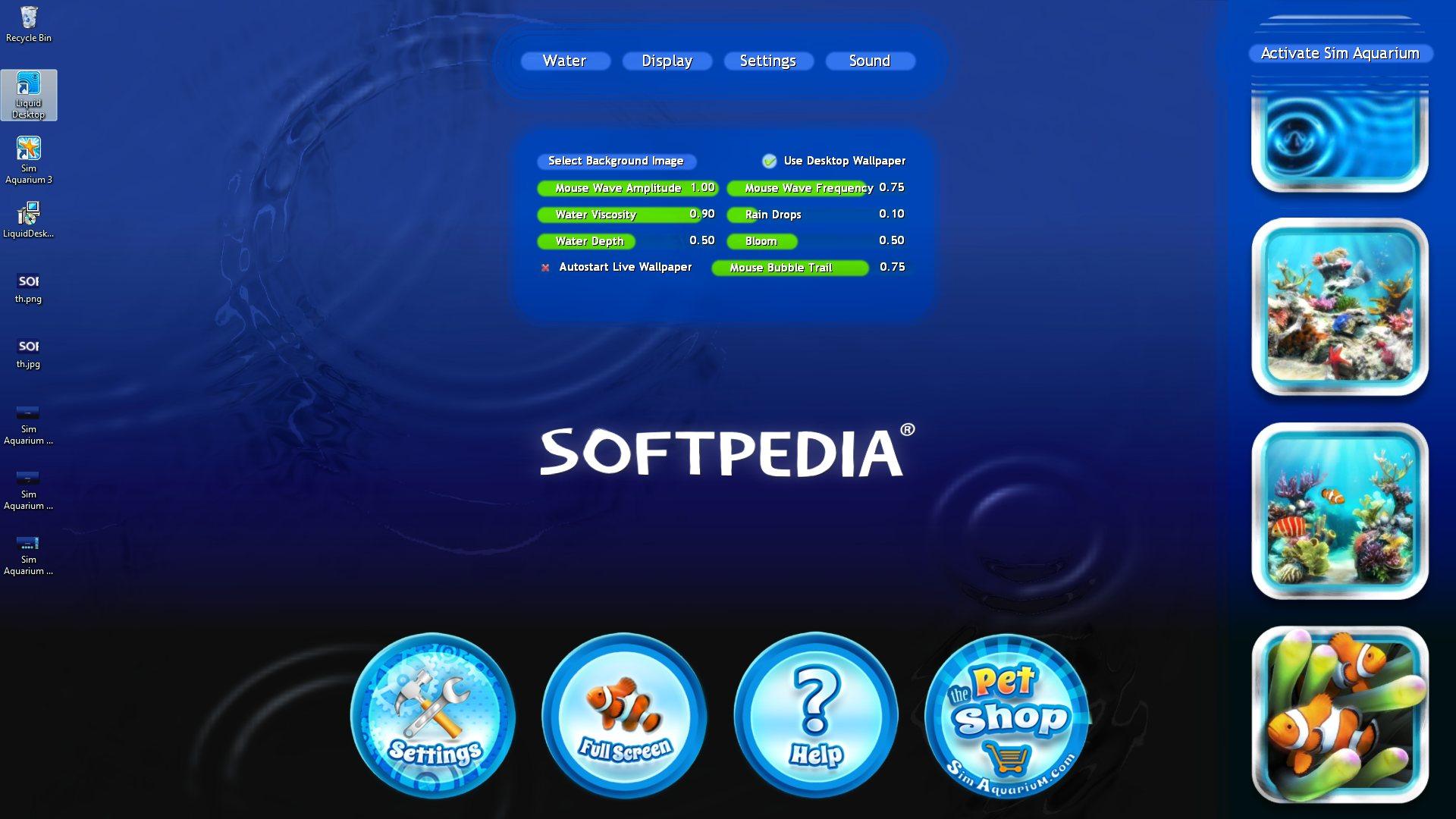 download liquid live desktop