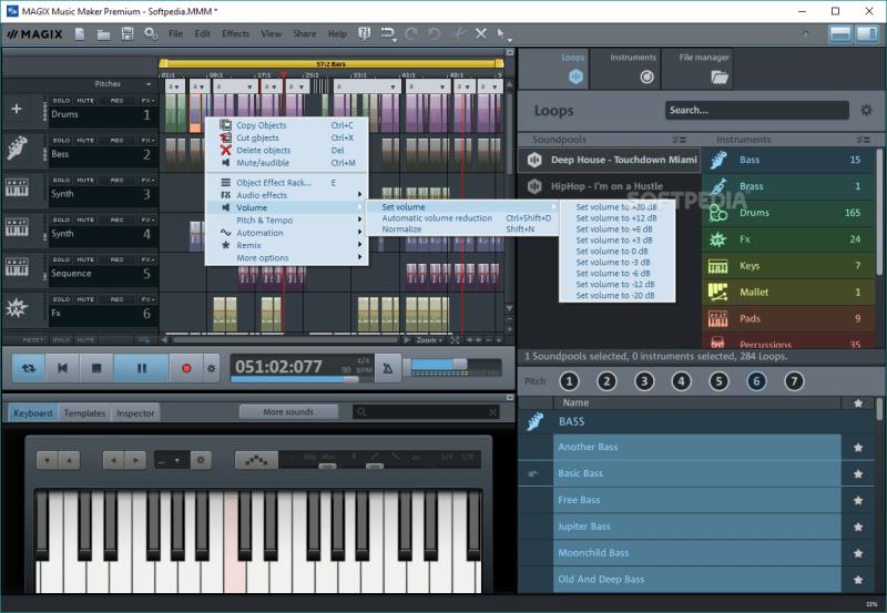 MAGIX Music Maker Premium 27.0.2.28 Full Code Free