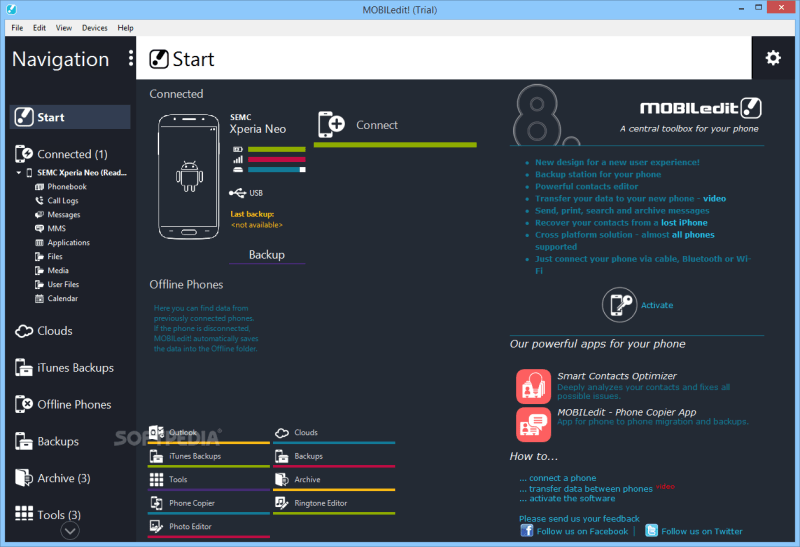 MOBILedit! Enterprise 10.1.0.25711 Full Activation Free