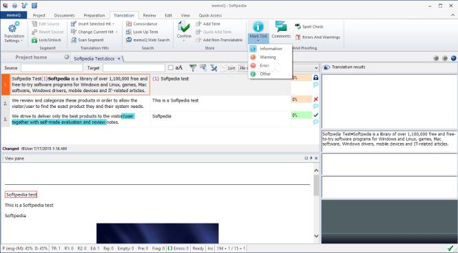 Download memoQ 9.4.11