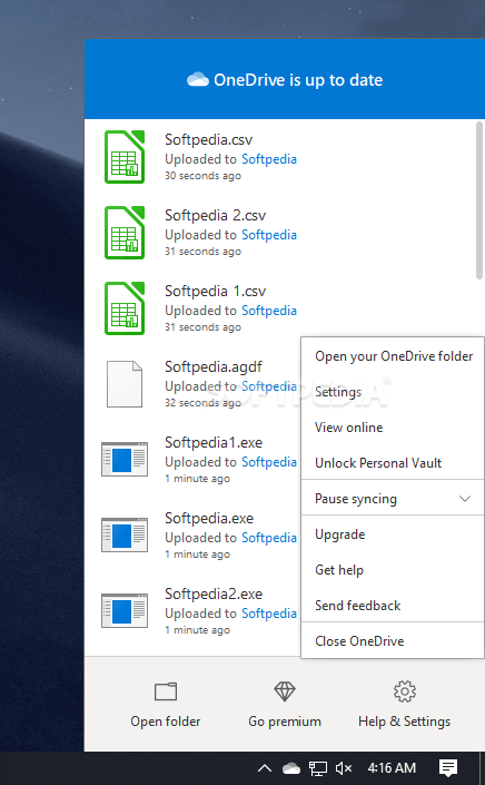 Microsoft OneDrive 20.169.823.6 Keygen File Download 2019 Cracked Working