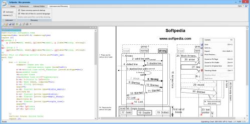 small resolution of  msc generator screenshot 4