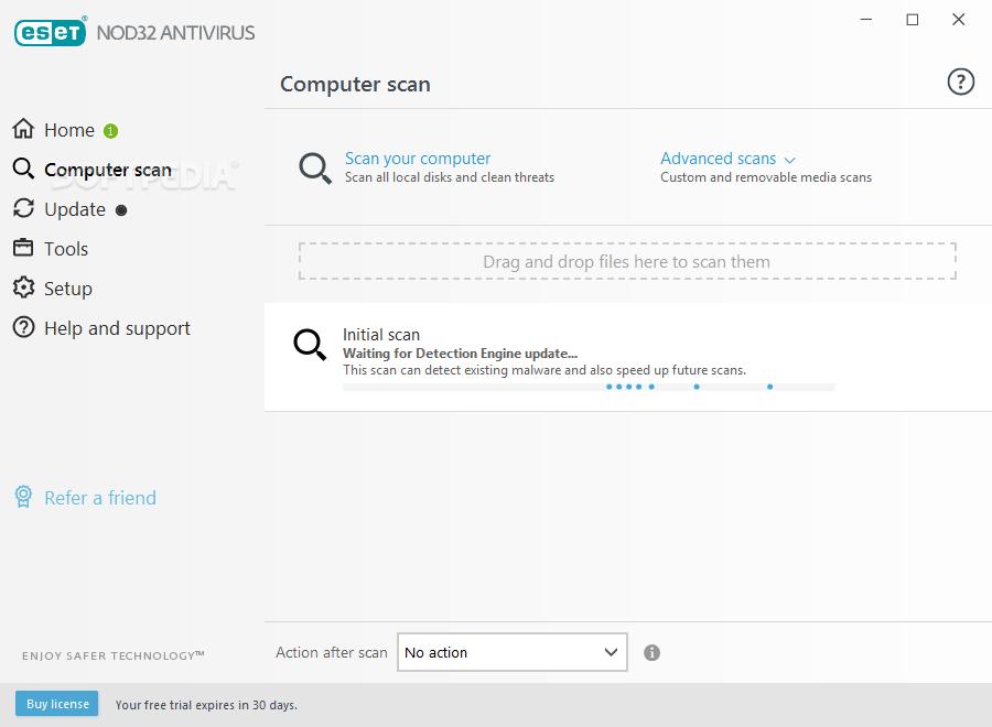 Download ESET NOD32 Antivirus 13.1.21.0