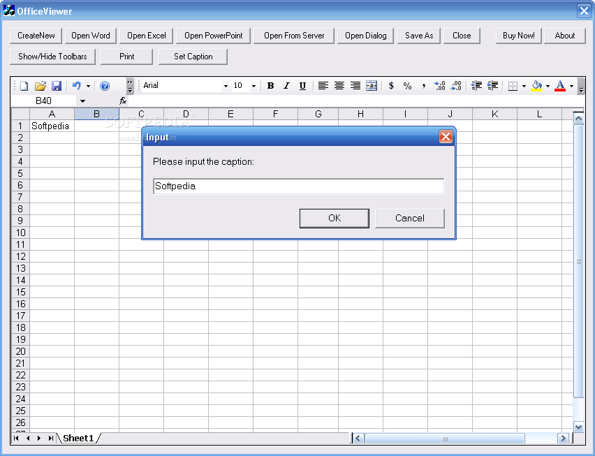 Download Office Viewer OCX 3.2