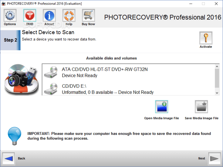 PHOTORECOVERY Professional 20195.1.9.6 Code Patch