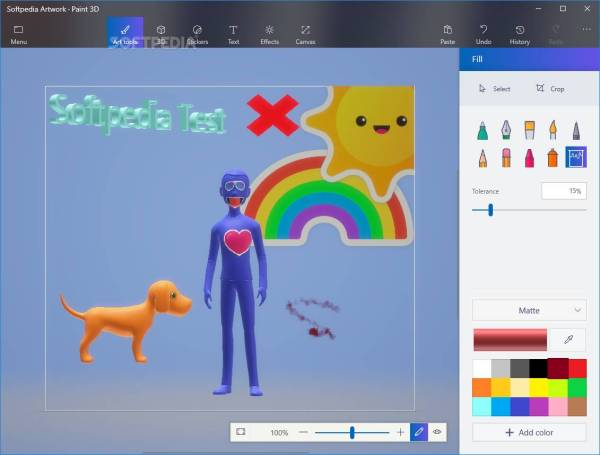 Download Paint 3D 6.2003.4017.0