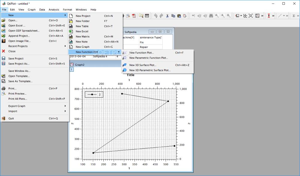 medium resolution of qtiplot 0 9 9 14 1 0 0 rc4