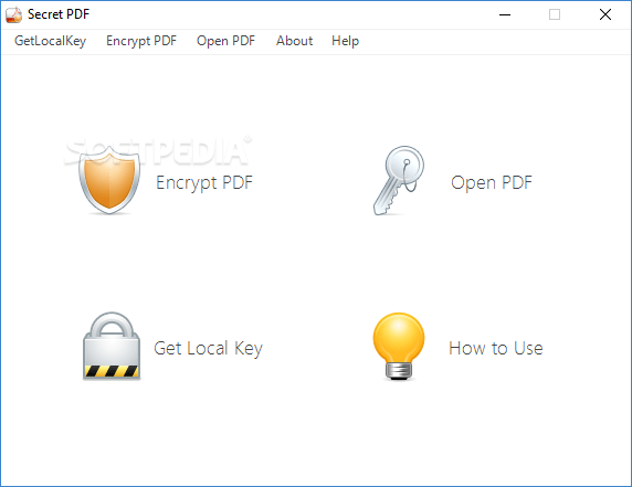 Download Secret PDF 1.0.1.0