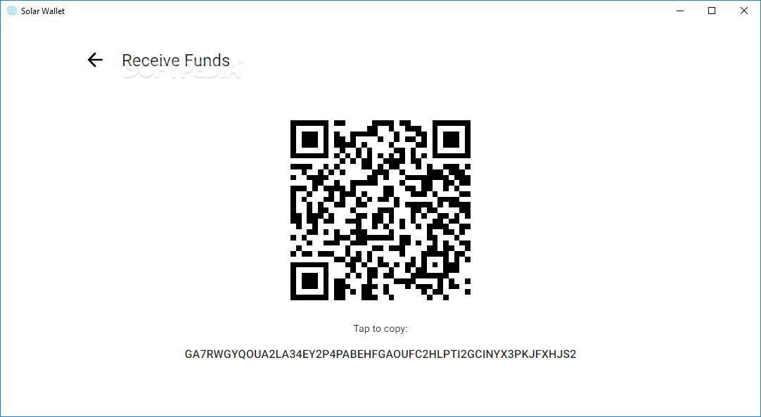 Download Solar Wallet 0.25.2