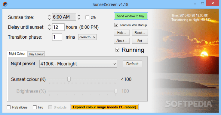 SunsetScreen Latest Crack Include Free File Free