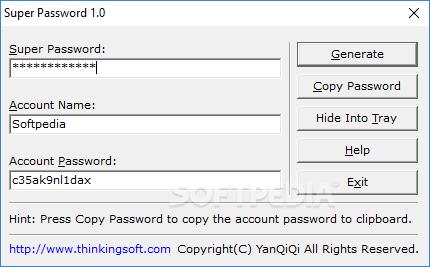 download super password 1