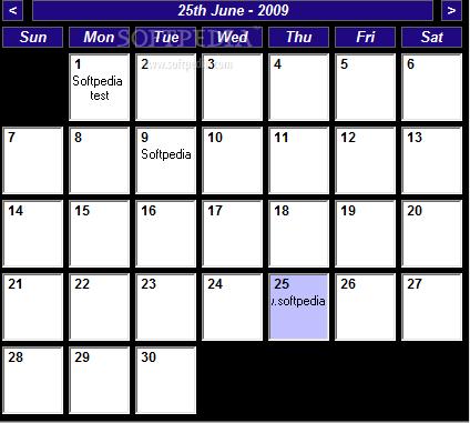 Download desktop goose for windows & read reviews. Download Tinnes Desktop Calendar 0.43b