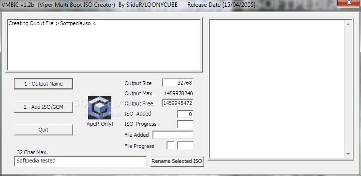 Download Viper Multi Boot ISO Creator 1.2b