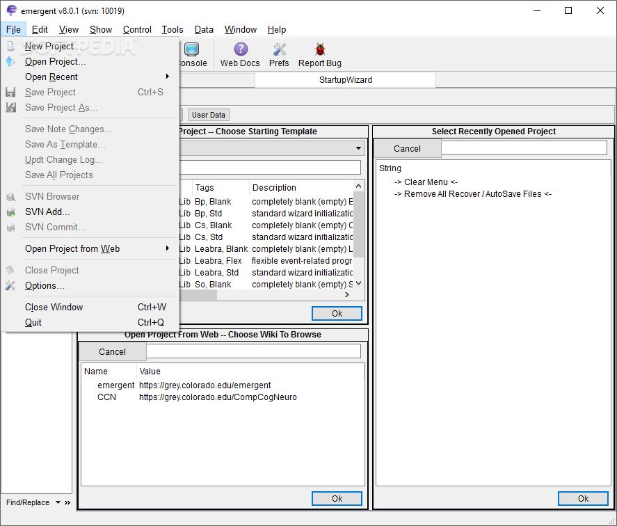 Download Emergent 8.5.2 Build 11409 / 7.1.0 Build 11409
