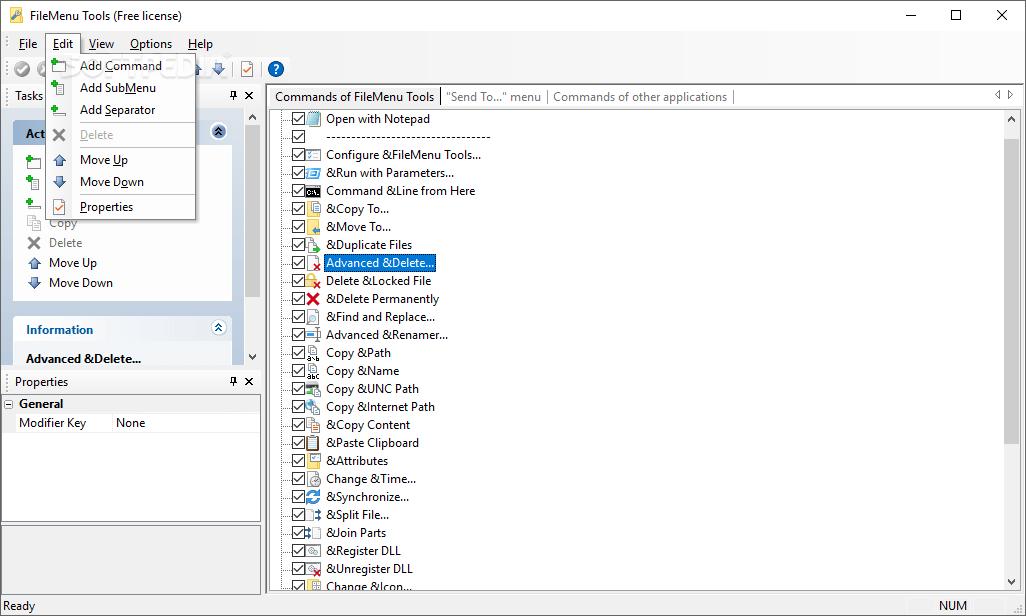 Download FileMenu Tools Portable 7.7