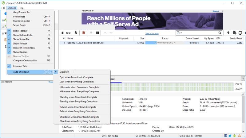 uTorrent 3.5.5 {Cracked} Crack Here Patch