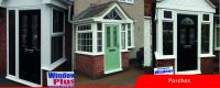Porches And Canopies Uk & The Cherwell Overdoor Canopy The ...