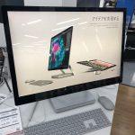 Surface Studio 2日本発売!!