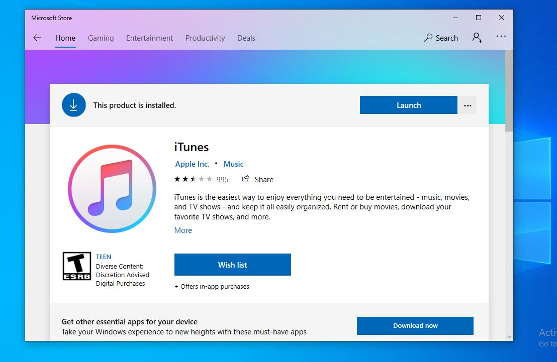 How to Download and install iTunes for windows 10