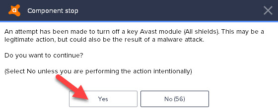 disable turn off avast 2018 warning - Windows 10 Free Apps | Windows 10 Free Apps