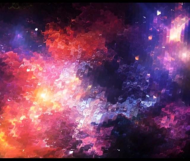 Abstract Spectrum Live Wallpaper
