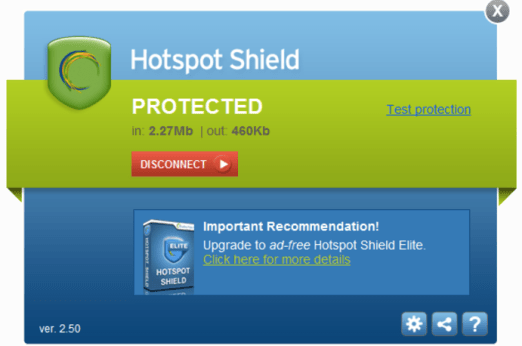 how to install hotspot shield on windows 10
