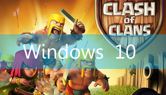 Clash Of Clans For Windows 10 Pc Laptop 32 64 Bit Download