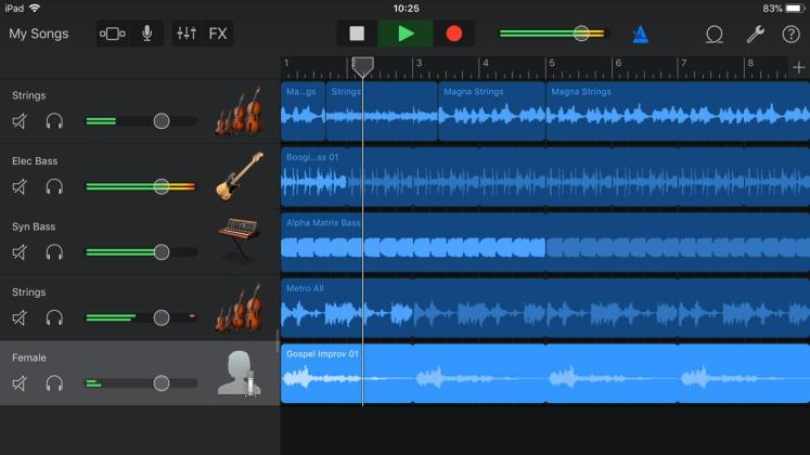 garageband for windows 10 pc