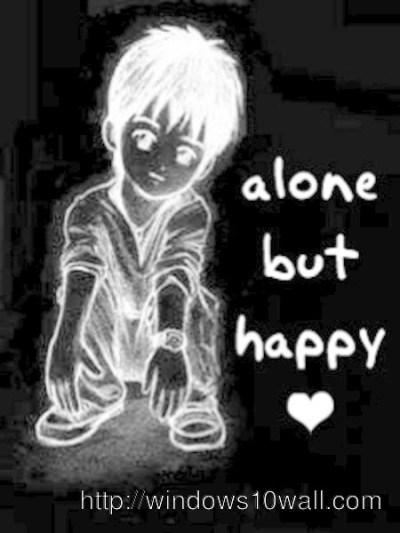 Images Alone But Happy - impremedia.net