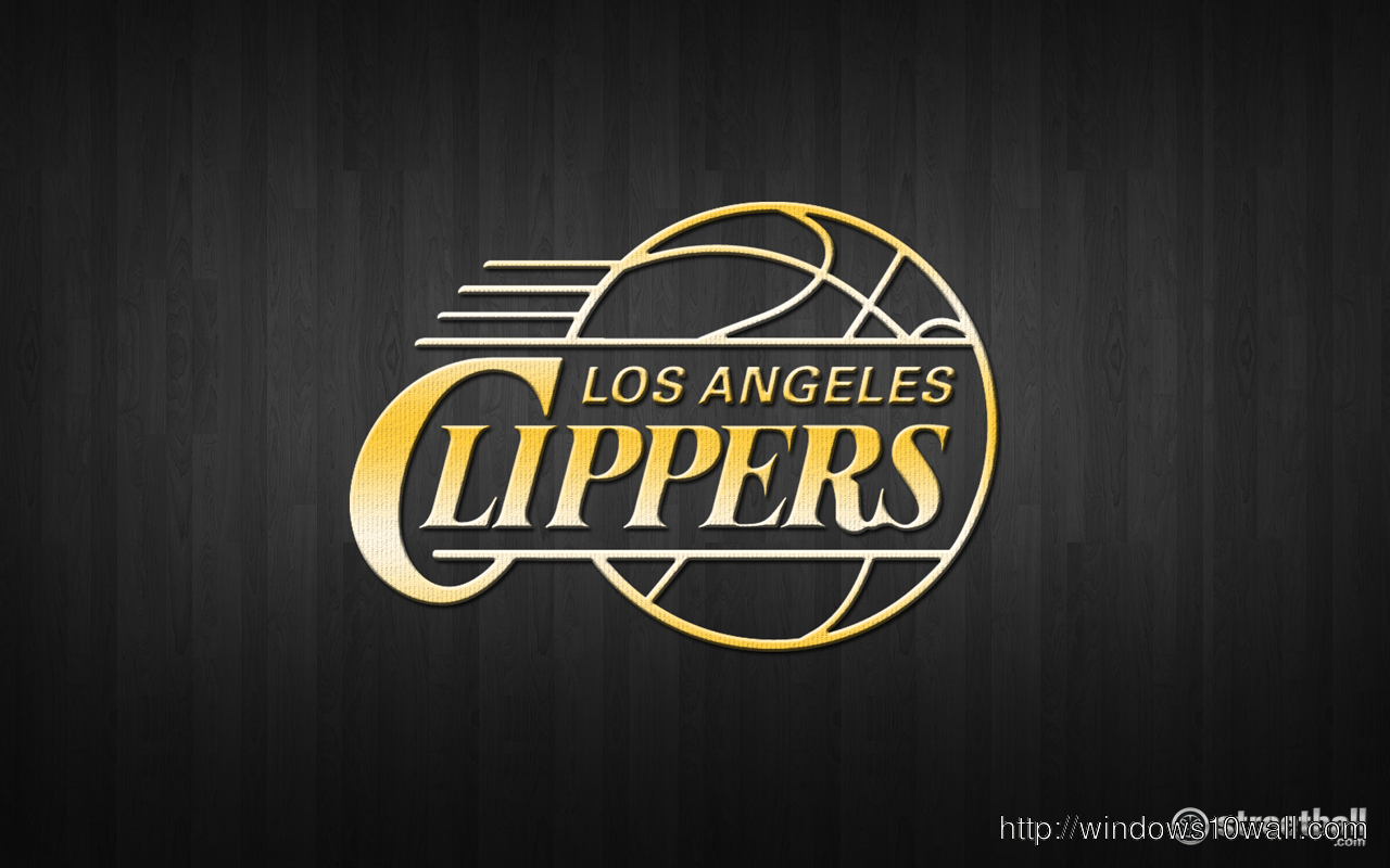 Harry Potter Quotes Wallpaper Iphone 5 Nba Los Angeles Clippers Logo Basketball Wallpaper