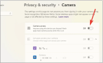 Enable or Disable Camera in Windows 11