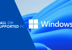 How to Install Windows 11 on Unsupported PC