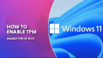 How to Enable TPM 2.0 in BIOS Lenovo for Windows 11?