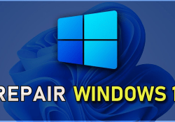 How to repair Windows 11?