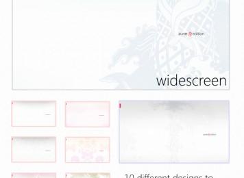 Zune Logon Screen