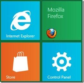 Firefox On Windows 8