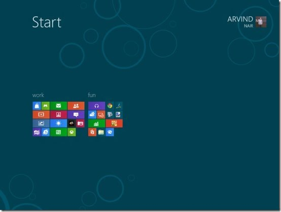 rearrange apps 1