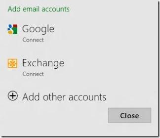 windows 8mail