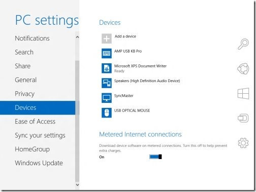 Windows 8 PC settings 7