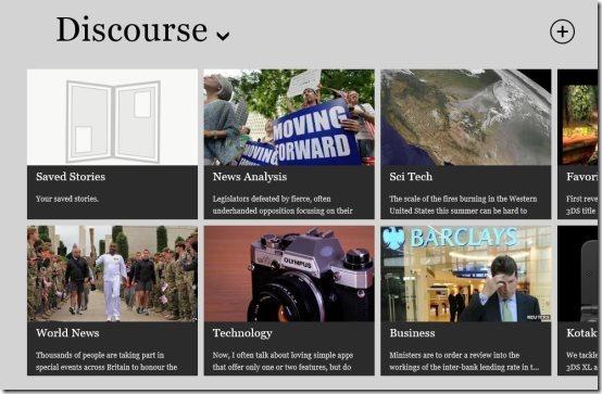 Discourse App