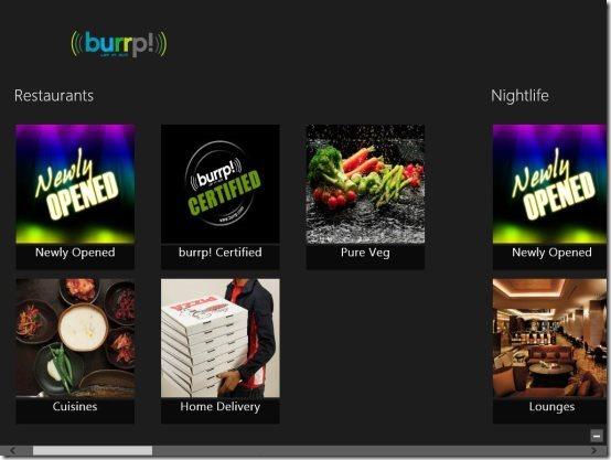 Burrp App