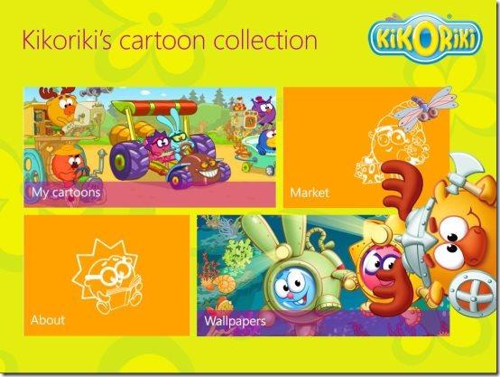 Kikoriki App