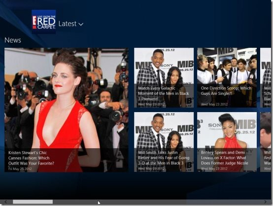 Red Carpet App