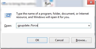 Windows 8 ballon notification