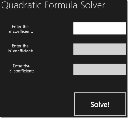 Windows-8-quadratic-formula-solver